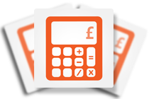 UKTaxCalculators.co.uk iOS app logo